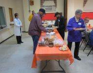 Thanksgiving celebration Good Shepherd Ministry