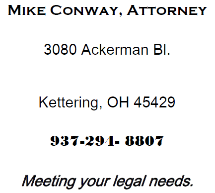 mike conway attorney
